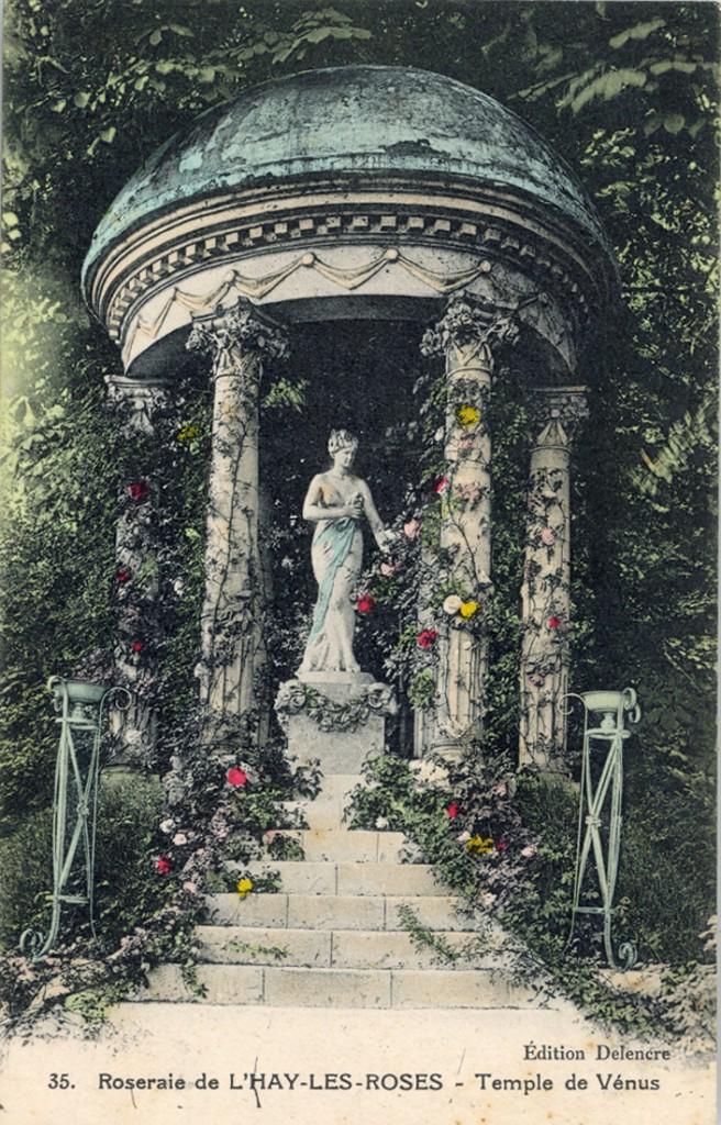 166-6 35 Roseraie de L'HAY-LES-ROSES - Temple de Venus_wp