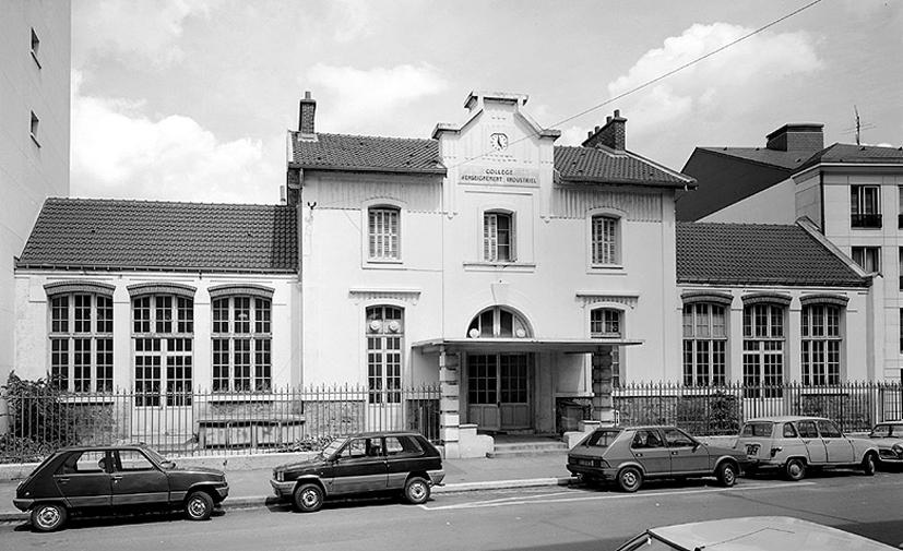 Charenton (Merimee) - Ecole maternelle_wp